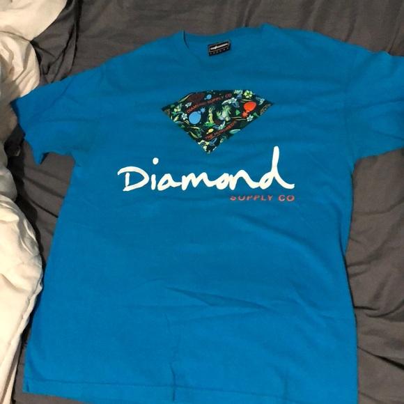 1e17a5716 Diamond Supply Co. Shirts | The Hundreds X Diamond Supply Tee | Poshmark